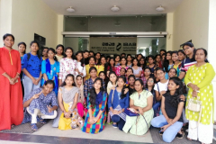 Industrial Visit – Institute of Bioinformatics and Applied Biotechnology, Bangalore